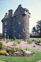 Claypotts Castle (City of Dundee)